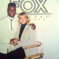 "With Ellen DeGeneres ""Star Search Years"