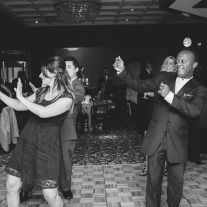 Wedding Moment at The Ritz Carlton Detroit